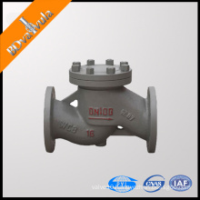 Flanged Carbon steel DN50 PN16 Lifting Check valve for water vapour and oil