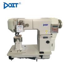 DT9920-D3 industrielle post bett doppel nadel schuh nähmaschine preis