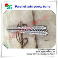 Twin Parallel Screws And Barrels As Your Requirement And Use Suitable Material For Machine