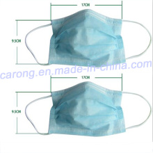 High Quality Disposable Mediacal Non-Woven Surgical Face Mask