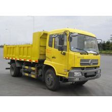 Dongfeng used quad axle dump trucks for sale