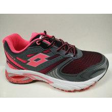 3 colores de las señoras de seguridad al aire libre zapatos de carrera calzado