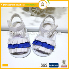 Vente chaude belle mode Chine gros sandales pour bébé