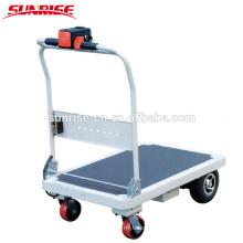 Alto funcionamento dobrável 4wheel eficiência preço barato carrinho de plataforma elétrica