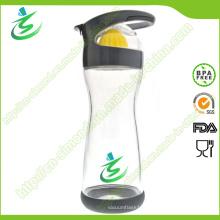Bouteille d'eau de verre de 20 Oz avec Juicer au citron