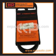 Ceinture à nervures V pour les pièces automobiles Mazda Capella 626GD 5PK950 F201-15-908A
