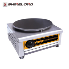 Commercial Stainless Steel Single/Double Head Mini Crepe Pancake Maker
