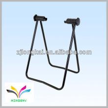 Portátil de alta calidad de montaña de metal stand stand pie de bicicleta