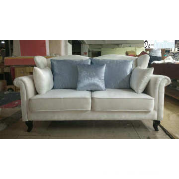Hotel Sofa, 3 Seater Fabric Sofa, Modern Sofa (H05)