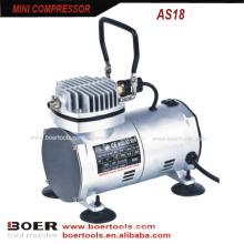Compressor de ar portátil do compressor de ar de 1 / 6HP mini