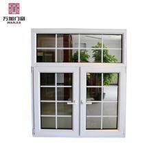 cheap house windows Double glazed pvc door and window panel