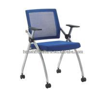 T-083SHL nouveau design maille chaise pliante visiteur