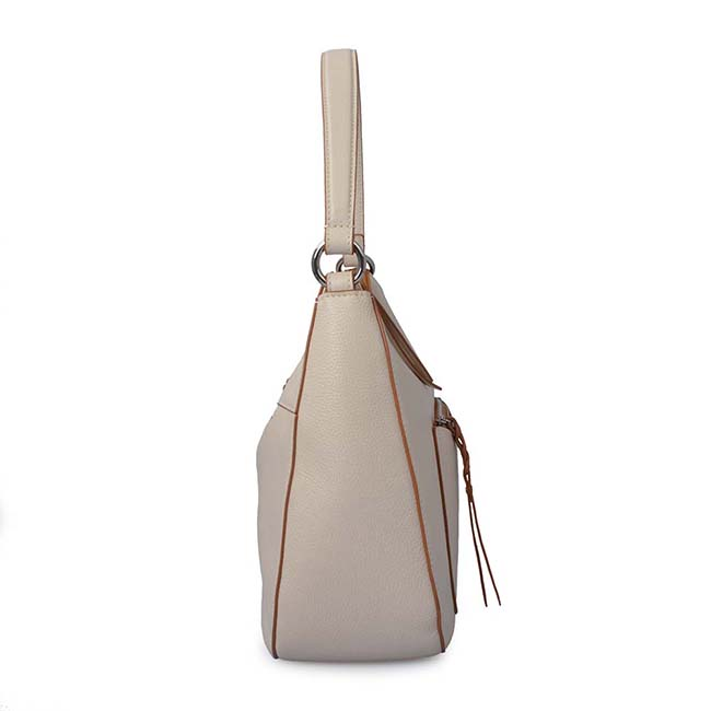 100% Genuine Leather Ladies Hobo Purses Handbags