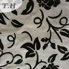 Sofa Armrest Cover Fabric Flocado Tela Fabricado en China