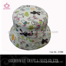 Personalizado China Baby Fishing Hat