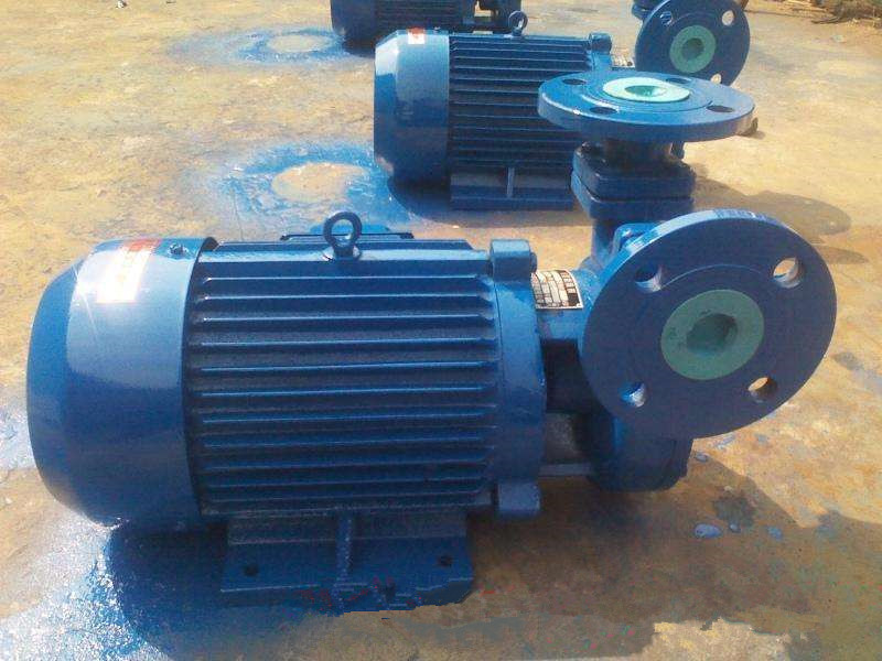 NGCW-b series high temperature insulation magnetic vortex pump 3