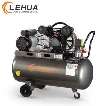 2.2kw 220V 250l/min 100l 2 cylinder air comressor made in china