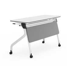 Removable Study Table for School Study or Training Room with Folding Base