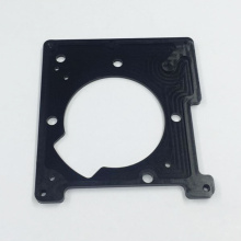 Precision Quality Machining Aluminum Lens Support Bracket