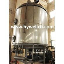 Secador de placa continua PLG / secadora para productos químicos