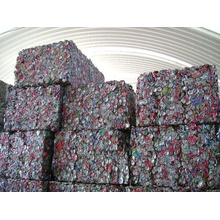 Aluminum Scrap Ubc, Latas Usadas da Bebida (UBC) Sucata de alumínio da fábrica