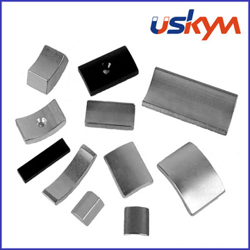 Aimants China Arc Sintered SmCo (A-001)
