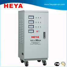 Three Phase Servo Stabilizer Regulator SVC-90KVA for Medical equipment