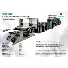 (liandong) Automatic High Speed Flexo School Exercise Book Line