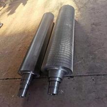 Rouleau ondulé utilisé pour la fabrication du carton