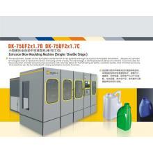 Machine automatique de moulage par soufflage d'extrusion pour le baril de pétrole