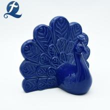 Home Decor Keramik Pfau Figur Kunsthandwerk