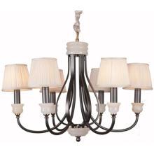 Iluminación de lujo moderna de la lámpara para el hogar de la fábrica de Zhongshan China