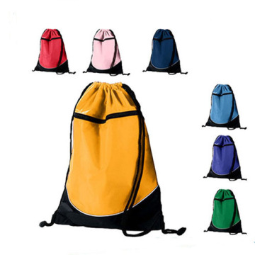 promotional drawstring bag