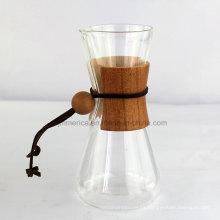 Máquina de café de Brew Fría, Verter sobre Dripper de café