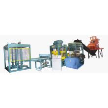 Bloco Burning-Free hidráulico automático que faz a máquina (Qt4-15)