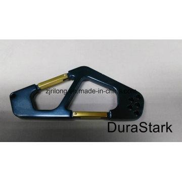 Aluminum Triangle Carbiner Hook (DR -Z0258)
