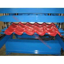 High Speed Arc Bias Step Tile Forming Machine