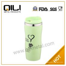 400ml Auto Cup mit Push-Deckel