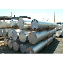Barra de alumínio anodizado