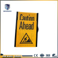 Aluminium reflective traffic sign for road safety