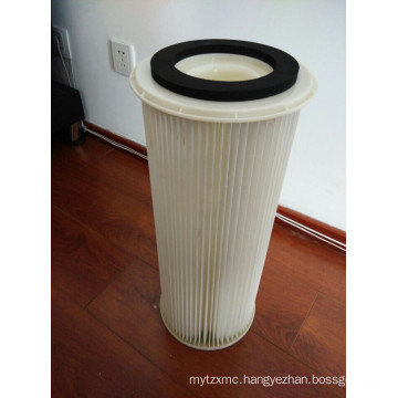 Pleated Dust Collector Replacing Amano Filter Cartridge