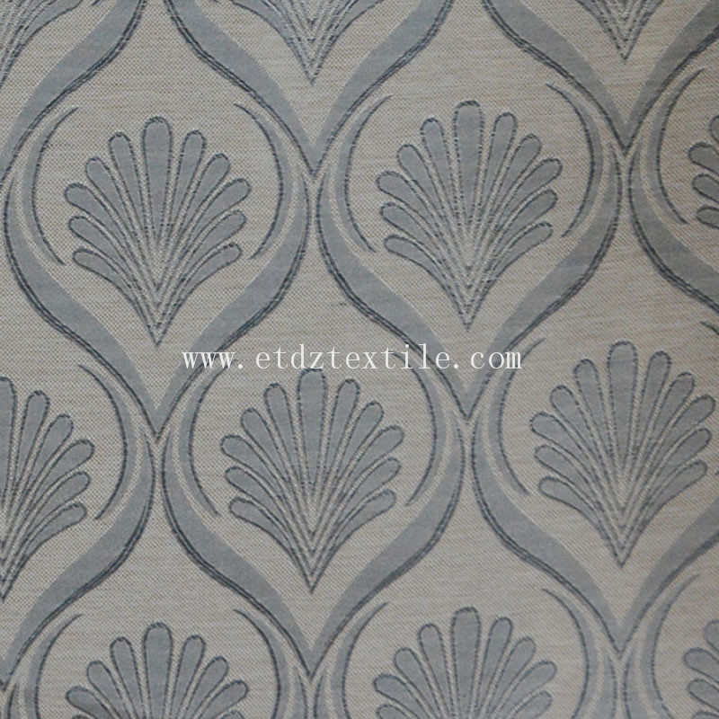 WZQ172 Grey Color 2015 Top Sell Linen Touching 100% Polyester Curtain Fabric