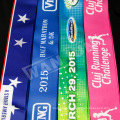 custom colorful sports medal lanyard(RB-01-1)
