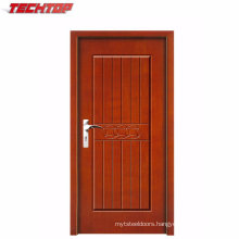 Tpw-051 Best Price Classical Front Designs Wooden Door