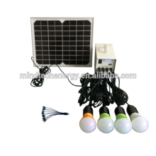10watts Solar Mobile Home Led Lighting Kit
