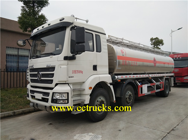 SHACMAN Gasoline Tank Trucks