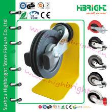 """3"""", 4', 5',6' Heavy duty Caster Wheel"""