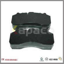 WVA 29042 29059 Kapaco Carbon Metallic Тормозные колодки для Daf CF 65