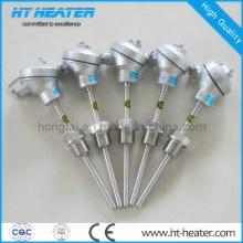 Sensor de termopar de parafuso de imersão