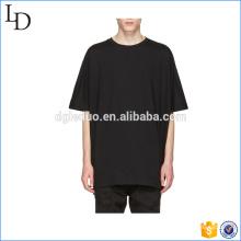 Fabricante Casual T-Shirts Custom Mens Loose T-Shirt